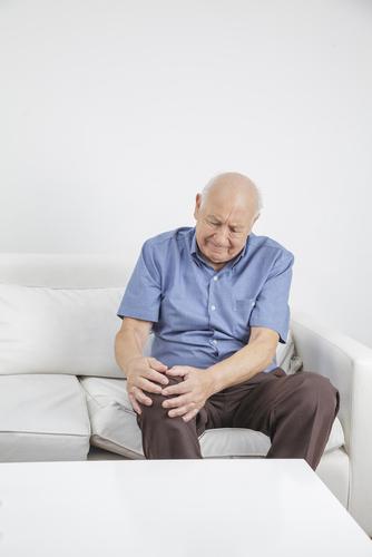 Painful Knee Injury